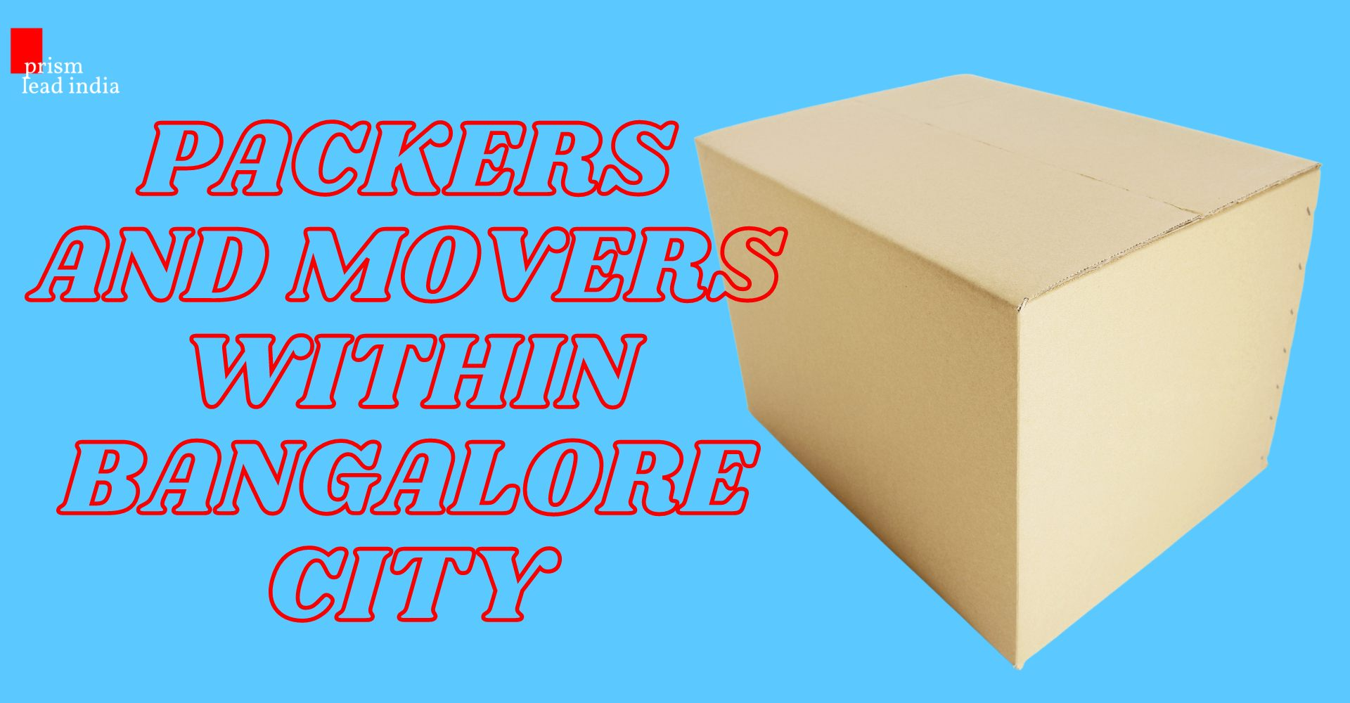 Packers and Movers within Bangalore City