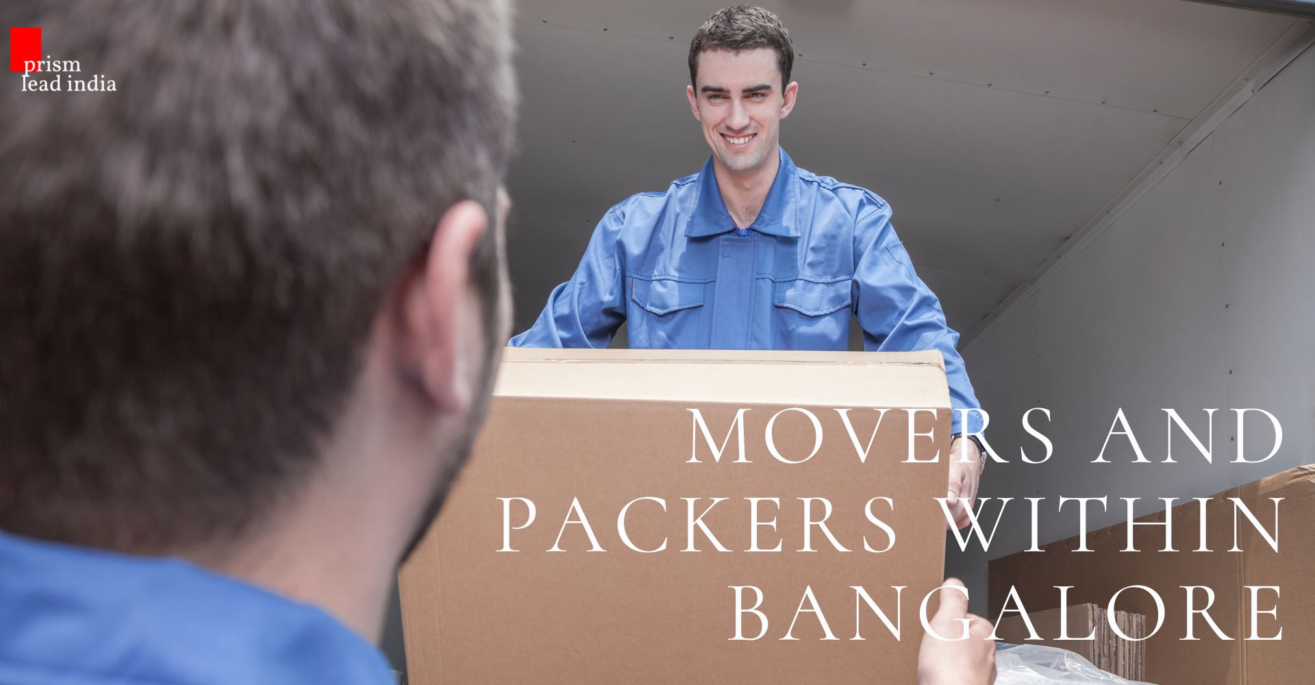Movers and Packers within Bangalore