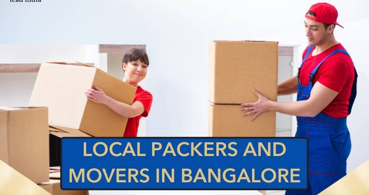 Local Packers and Movers in Bangalore