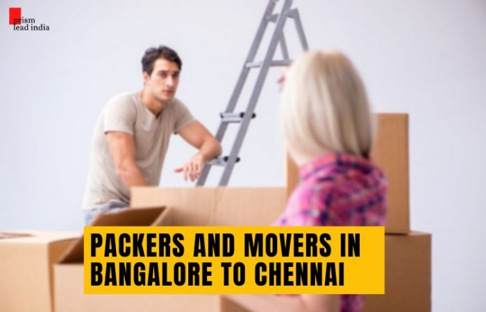 Packers and Movers in Bangalore to Chennai