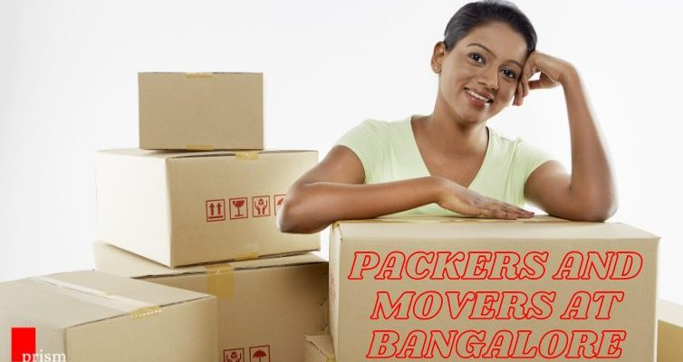 Packers and Movers at Bangalore